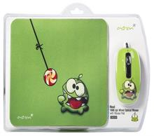 Acron OM299 Cut The Rope Optical Mouse With Mousepad